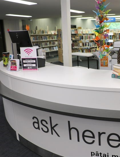 Upper Hutt Libraries go fine-free!
